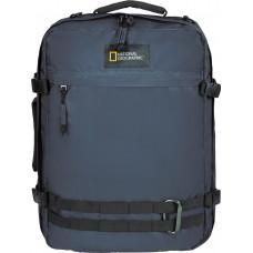 Рюкзак-сумка с отделением для ноутбука National Geographic Hybrid темно-синий (N11801.49)
