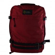 Рюкзак-сумка с отделением для ноутбука National Geographic Hybrid красный (N11801.35)