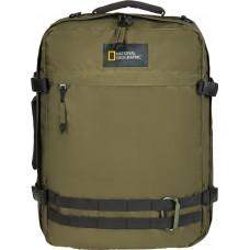 Рюкзак-сумка с отделением для ноутбука National Geographic Hybrid хаки (N11801.11)