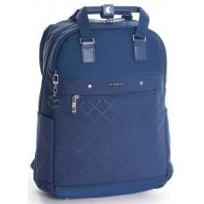 Сумка-рюкзак Hedgren Diamond Sta 15.4 л женская синяя (HDST05/155-01)