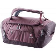 Сумка-рюкзак Deuter Aviant Duffel Pro 60 цвет 5543 maron-aubergine
