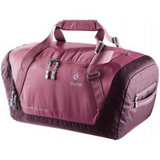 Сумка-рюкзак Deuter Aviant Duffel 50 цвет 5543 maron-aubergine