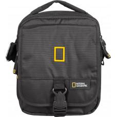 Сумка на плечо National Geographic Recovery черная (N14104.06)