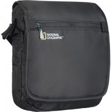 Сумка на плечо (RFID карман) National Geographic Transform черный (N13206.06)
