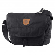 Сумка  Fjallraven Greenland Shoulder Bag Small Black
