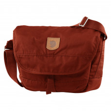 Сумка  Fjallraven Greenland Shoulder Bag Small Cabin Red
