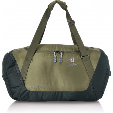 Сумка Deuter Aviant Duffel 50 цвет 2243 khaki-ivy