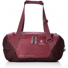 Сумка Deuter Aviant Duffel 35 цвет 5543 maron-aubergine