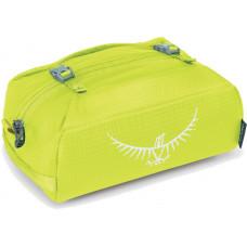 Косметичка Osprey Washbag Padded Electric Lime - O/S - зеленая