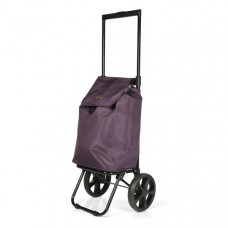 Сумка-тележка Epic City X Shopper Evolution 33 Red Plum