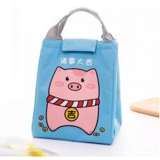 Термосумка для ланчів Pink Piggy (TL-BG-PG)