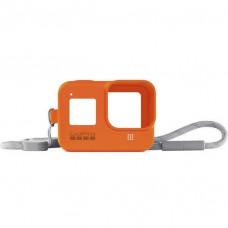 Чехол Sleeve&Lanyard Orange для Hero 8 (AJSST-004)