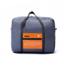 Складана сумка для подорожей Time to Travel 32 L Orange