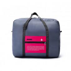 Складана сумка для подорожей Time to Travel 32 L Rose