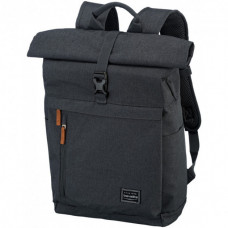 Рюкзак Travelite Basics Anthracite Rollup 35л (TL096310-05)