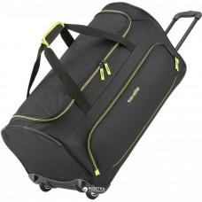 Дорожня сумка на колесах Travelite Basics Black 89л (TL096277-01)