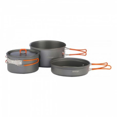 Набір посуду Vango Hard Anodised Adventure Cook Kit Grey