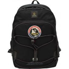 Рюкзак для ноутбука National Geographic Explorer Черный (N01107;06)