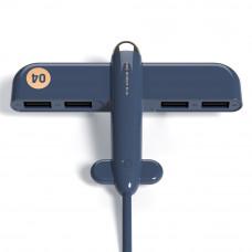 USB-хаб 3Life Airplane USB HUB Blue
