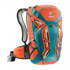 Рюкзак Deuter Attack 20 цвет 9306 papaya-petrol