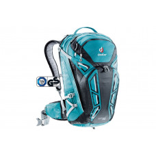 Рюкзак Deuter Attack Tour 28 цвет 3705 petrol-black