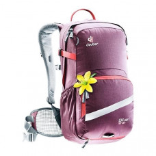 Рюкзак Deuter Bike I 18 SL цвет 5554 aubergine-coral