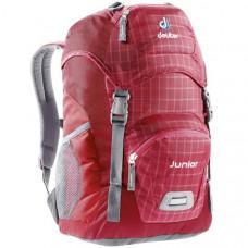 Рюкзак Deuter Junior цвет 5003 raspberry-check