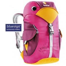 Рюкзак Deuter Kikki колір 5505 magenta-blackberry