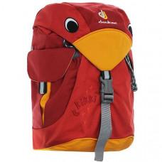 Рюкзак Deuter Kikki колір 5520 fire-cranberry