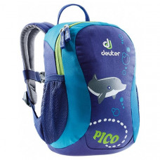 Рюкзак Deuter Pico цвет 3391 indigo-turquoise