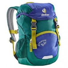 Рюкзак Deuter Schmusebar колір 3232 indigo-alpinegreen
