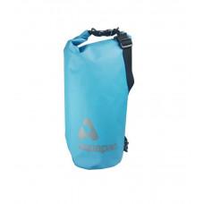 Гермомешок Aquapac с наплечным ремнем Trailproof Drybag 25L (blue) w/strap синий