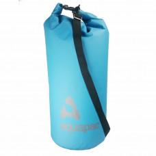 Гермомешок Aquapac с наплечным ремнем Trailproof Drybag 70L (blue) w/strap синий