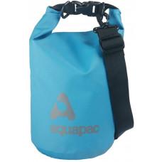 Гермомешок Aquapac с наплечным ремнем Trailproof Drybag 7L (blue) w/strap синий