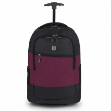 Сумка-рюкзак на колесах Gabol Saga 31L Red