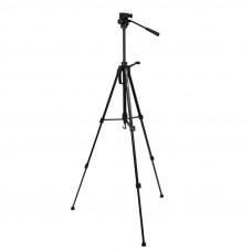 Штатив к фотоаппарату D-LEX LXFT-3210 алюминий черный