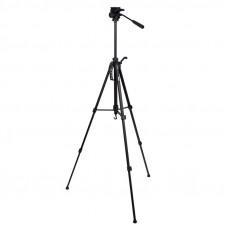 Штатив к фотоаппарату D-LEX LXFT-3220 алюминий черный