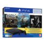 Игровая консоль Sony PS4 Slim 1Tb (Black) + 3 игры (God of War, Days Gone, The Last of Us) + 3-месячная подписка PSPlus фото 0