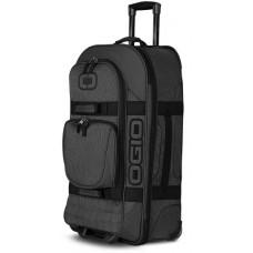 Сумка дорожная на колесах OGIO Terminal Checked Luggage Black Pindot