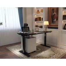 Стол с электрическим регулированим высоты Loctek ET123(IB) Black