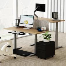 Стол с электрической регулировкой высоты Loctek ET203 Black