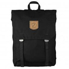 Рюкзак FJALLRAVEN Foldsack No.1 Black (24210.550)