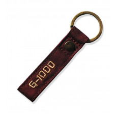 Брелок FJALLRAVEN G-1000 Key Ring Dark Garnet (99145.356)