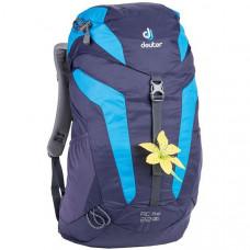 Рюкзак Deuter AC Lite 22 SL колір 3349 blueberry-turquoise