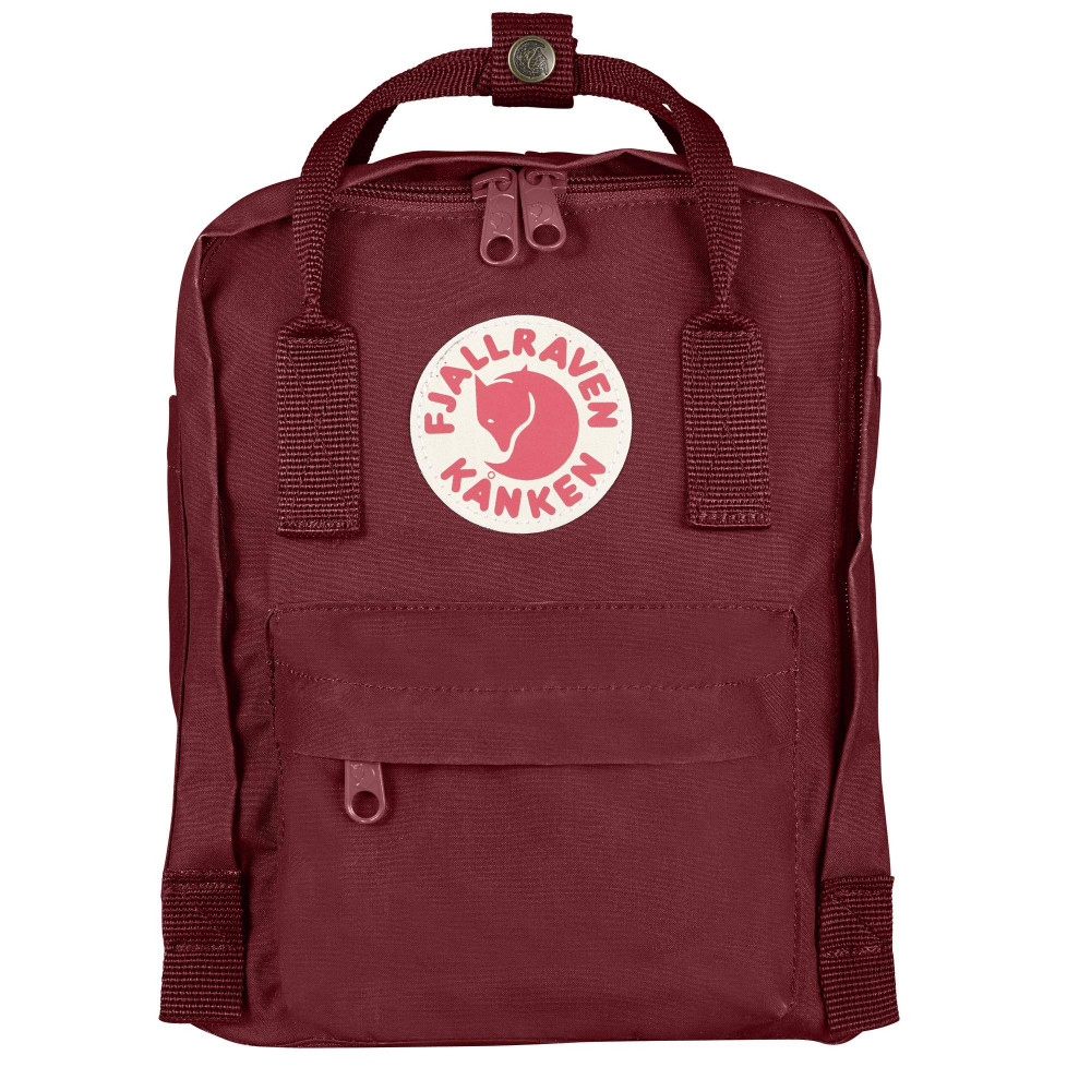 Фото Рюкзак Fjallraven Kanken Mini Ox Red