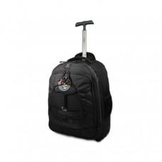 Рюкзак (47см) на колесах National Geographic черный (N01109.06)