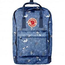 Рюкзак Fjallraven Kanken Art Laptop 17 Blue Fable
