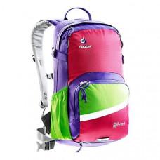 Рюкзак Deuter Bike I 14 колір 3551 violet-magenta