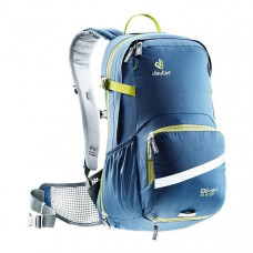 Рюкзак Deuter Bike I Air EXP 16 цвет 3221 midnight-moss