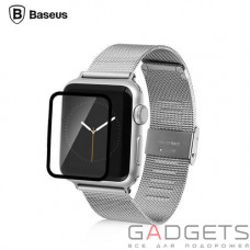 Захисне скло Baseus Ultrathin Tempered Glass 0.15mm для Apple watch 42mm